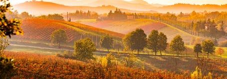 Herbst in Italien Lizenzfreie Stockbilder