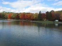 Herbst in Kanada Lizenzfreies Stockfoto