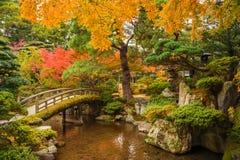 Herbst in Kyoto stockbild