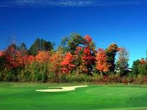 Herbst in Minnesota Lizenzfreies Stockfoto
