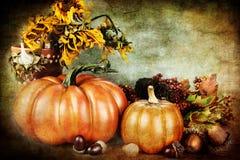 Herbst-noch Leben Lizenzfreie Stockfotografie