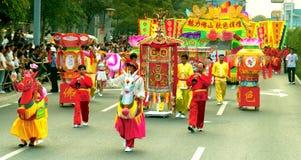 Herbst-Parade Lizenzfreie Stockbilder