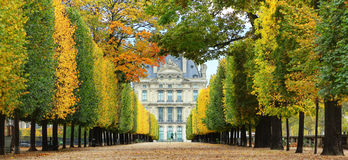 Herbst in Paris