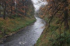 Herbst in Polen Lizenzfreies Stockbild