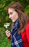 Herbst portret Stockbilder