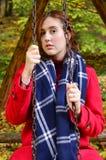 Herbst portret Lizenzfreies Stockfoto