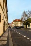 Herbst in Prag, Tschechische Republik, Europa Stockfoto