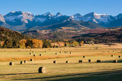 Herbst-Ranch stockbild
