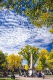Herbst in Santa Fe, Nanometer stockfotos