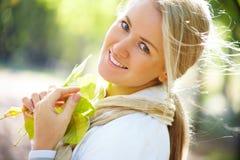 Herbst-Schönheit Lizenzfreies Stockbild