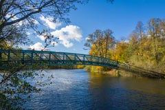 Herbst in Schweden Lizenzfreies Stockfoto