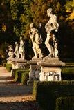 Herbst in Slavkov-Austerlitz Stockfotos