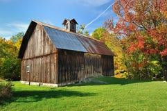 Herbst-Stall in den Michigan-Schlafenbären-Dünen USA Lizenzfreies Stockfoto