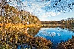 Herbst szenisch Stockfotos