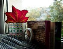 Herbst verlässt stockbild