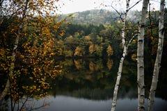 Herbst in Vermont Lizenzfreie Stockfotos