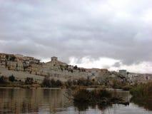 Herbst in Zamora Lizenzfreie Stockfotos