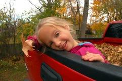 Herbst-Zeit Stockbild