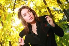 Herbstart und weise stockbild