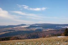 Herbstberge 5 Stockfotos