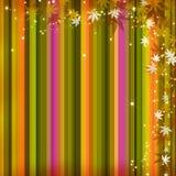 Herbstblathintergrund Stockbilder