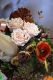 Herbstblumenstrauß Stockfotografie