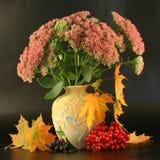 Herbstblumenstrauß Lizenzfreie Stockfotografie