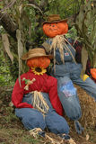 Herbstdekoration Stockbild
