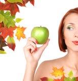 Herbstdiät Stockbild