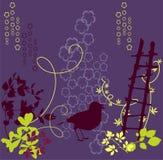 Herbstepisode Stockbild