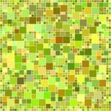 Herbstfarbmosaikhintergrund Lizenzfreie Stockfotos