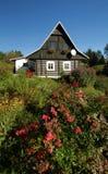 Herbstgarten Stockfotos