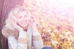 Herbstgefühl Lizenzfreies Stockfoto