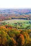 Herbstgolfplatz Lizenzfreie Stockfotografie