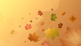 Herbsthintergrund Lizenzfreie Stockbilder