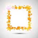 Herbsthintergrund. vektor abbildung