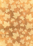 Herbsthintergrundabbildung Stockfoto