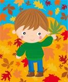 Herbstjahreszeit stock abbildung