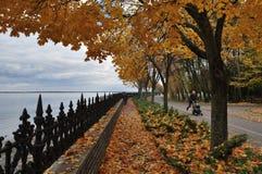 Herbstkai Lizenzfreies Stockbild