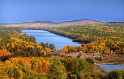 Herbstlandschaft Stockbilder