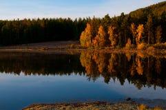 Herbstlandschaft Lizenzfreie Stockfotos
