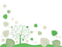 Herbstlandschaft. Lizenzfreies Stockbild