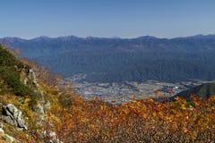 Herbstlandschaft. Lizenzfreie Stockbilder