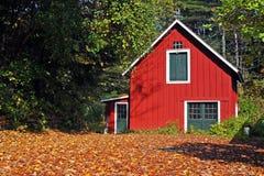Herbstlaub bei Vermont, USA Lizenzfreie Stockfotos
