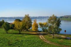 Herbstliche Natur Lizenzfreie Stockfotografie