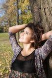 Herbstliche Stimmung Stockbild