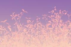 Herbstlicher Hintergrund der künstlerischen Blätter Stockfotografie