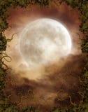 Herbstlicher Mond