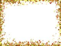 Herbstliches frame2 Lizenzfreie Stockbilder