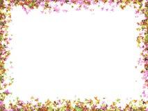Herbstliches frame5 Lizenzfreie Stockbilder